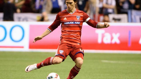 Zach Loyd, FC Dallas