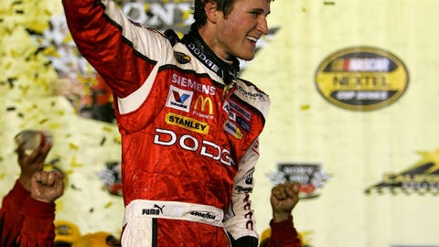 Kahne closes the deal