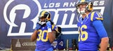 Hear from Jared Goff, Todd Gurley as Rams start offseason workouts