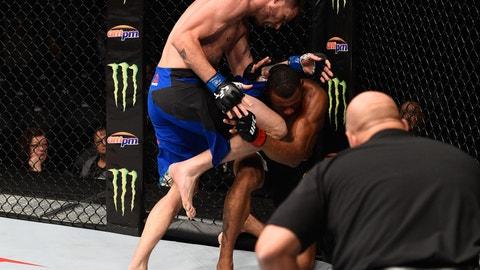 Alex Oliveira vs. Tim Means