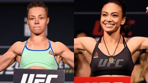 Rose Namajunas Vs Michelle Waterson Headlines UFC On FOX 24