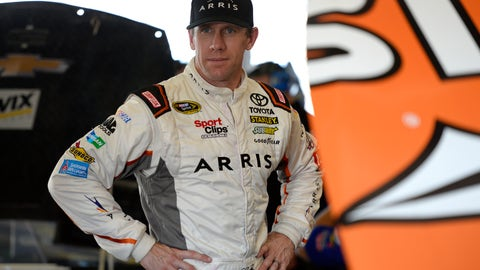 Is Carl Edwards really gone for good?