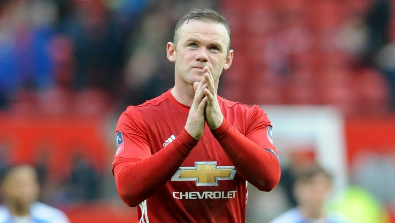 Wayne Rooney's failed kit swap with a Reading player had a happy ending