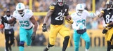 Dolphins thumped by Le'Veon Bell, Steelers in wild card game