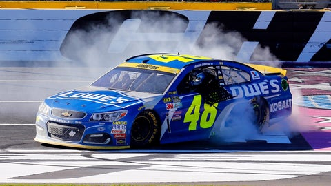 No. 48, Jimmie Johnson