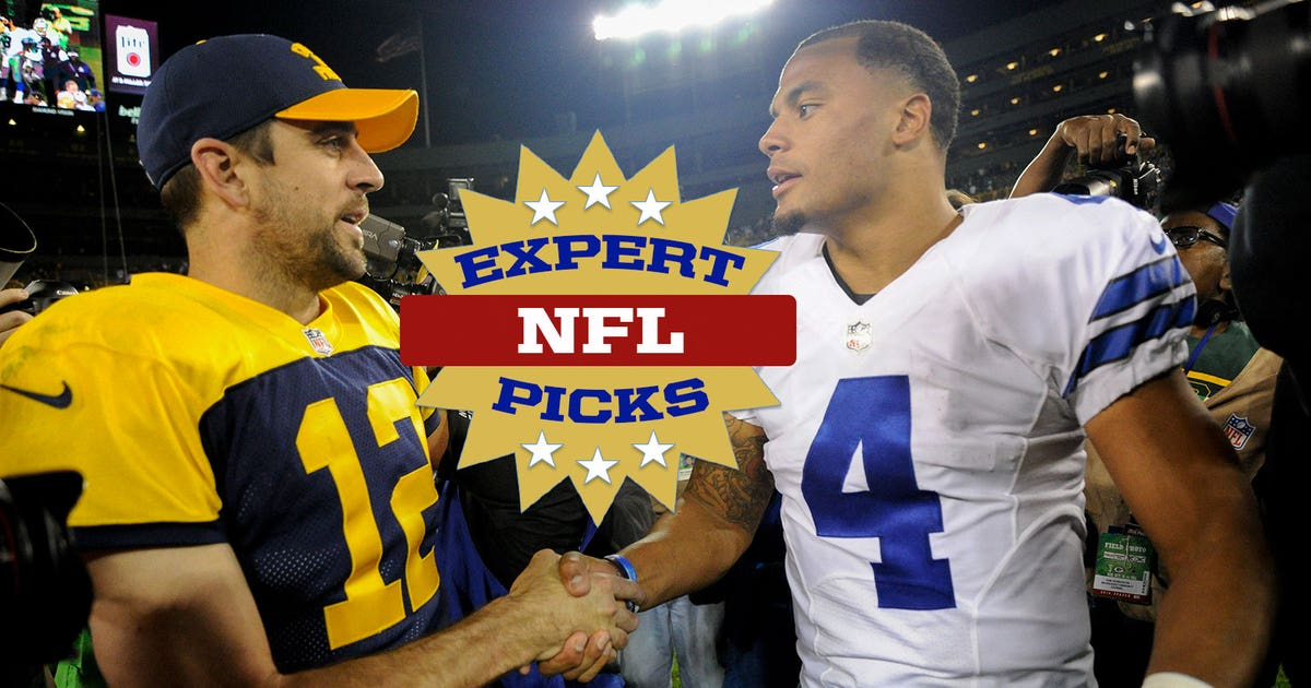NFL divisional playoff expert picks
