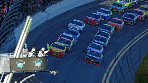 Who wins the Daytona 500?