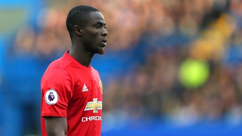 Manchester United's piecemeal defense