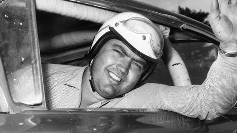 Junior Johnson, age 35