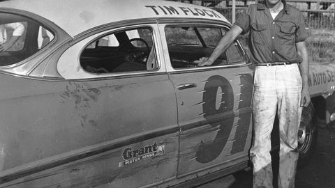 Tim Flock, two-time champion
