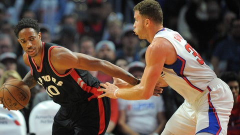 Toronto Raptors: The Clippers' 2017 first-round pick