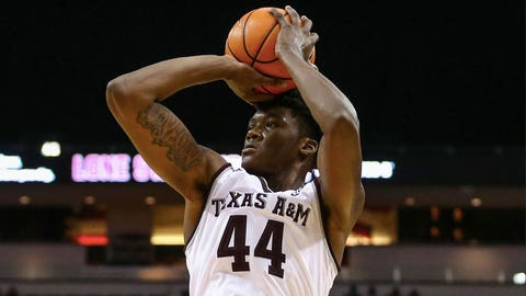 Robert Williams, PF/C, Texas A&M, freshman