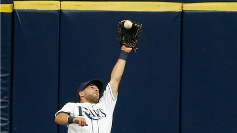 Kevin Kiermaier, Tampa Bay Rays (OF)