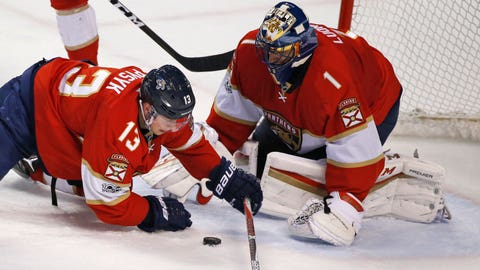 Jan. 13: Panthers get tricked