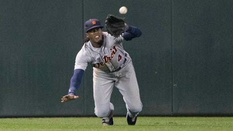 Tigers: Cameron Maybin