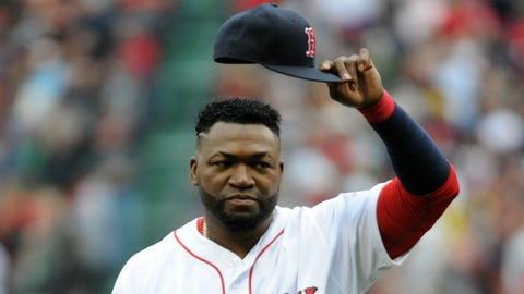 Red Sox: David Ortiz