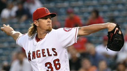 Angels: Jered Weaver
