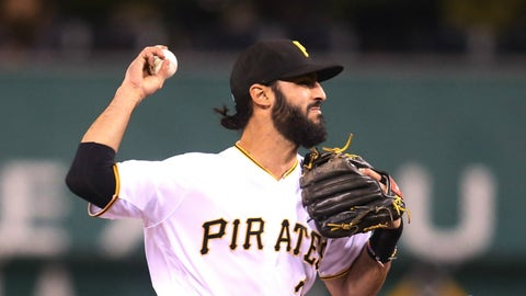 Pirates: Sean Rodriguez