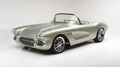 1962 Corvette custom