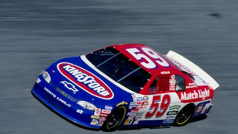 Competing in all three top NASCAR series
