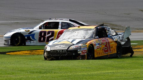 Mixed success without Earnhardt