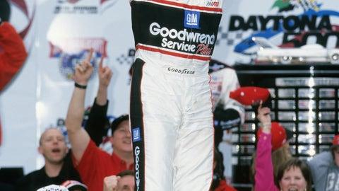 First Daytona 500 win