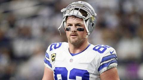 Jason Witten, TE, Dallas Cowboys (3rd round, 2003)