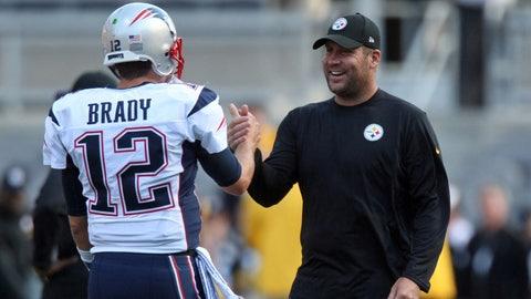 Steelers-Patriots: Round 2