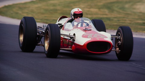A.J. Foyt's racing career