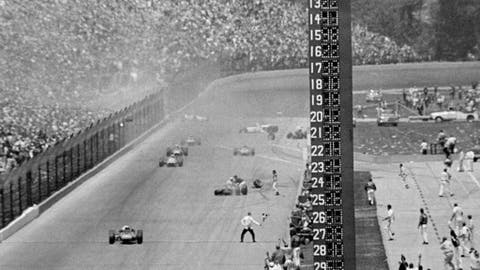Third Indy 500 victory