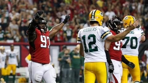 Plenty has changed since the Falcons' Week 8 win
