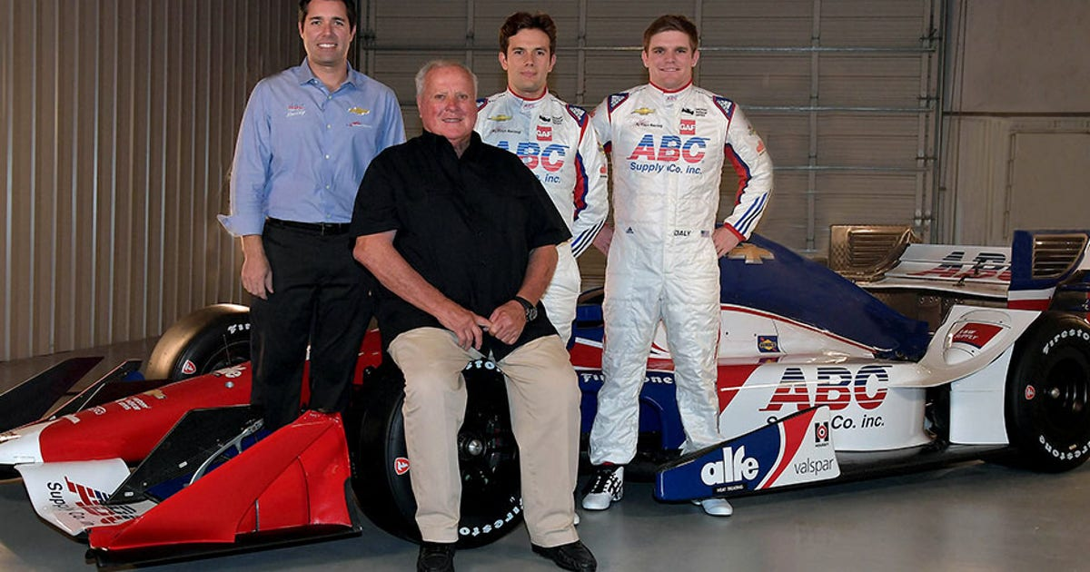 AJ Foyt Racing switching to Chevrolet in 2017