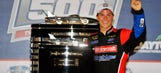 Trevor Bayne's Daytona 500 paint schemes and results