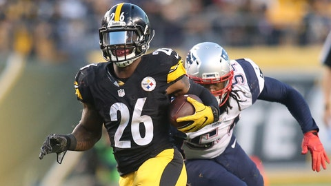 Le'Veon Bell, RB, Steelers