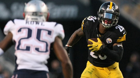 Running back: Le'Veon Bell, Steelers ($12,377,000)
