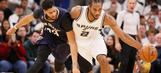 Kawhi Leonard, Anthony Davis among NBA All-Star starters