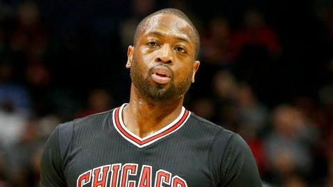 12. Dwyane Wade, Chicago Bulls: $23,200,000
