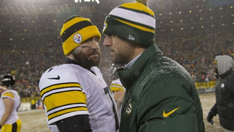PACKERS over STEELERS: +900 (9/1)