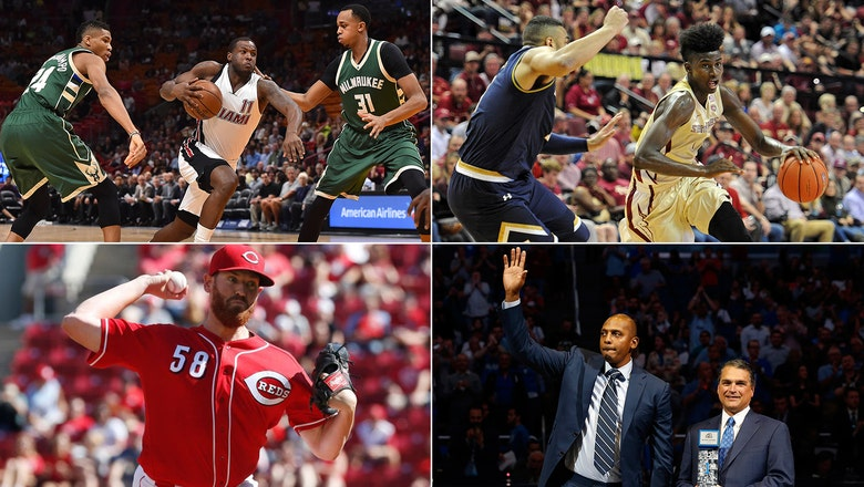 Florida sports week in review -- Jan. 16-22