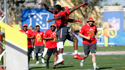 Pro Bowl stumbles to lowest ratings in a decade