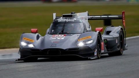 No. 70 Mazda Motorsports Mazda DPi - P