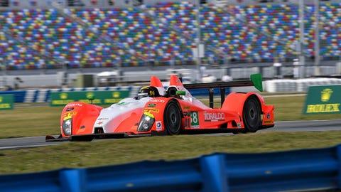 No. 88 Starworks Motorsport ORECA FLM09 - PC