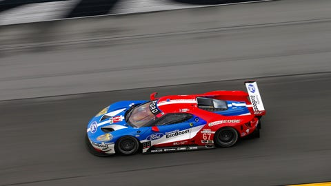No. 67 Ford Chip Ganassi Racing Ford GT - GTLM