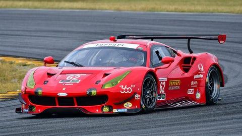 No. 62 Risi Competizione Ferrari 488 GTE - GTLM