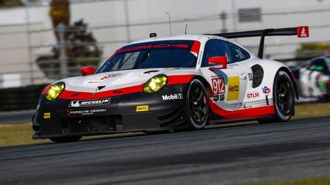 No. 912 Porsche GT Team Porsche 911 RSR - GTLM