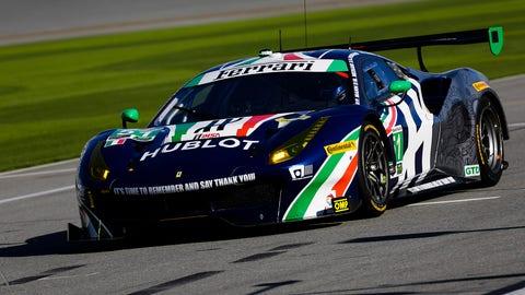 No. 51 Spirit of Race Ferrari 488 GT3 - GTD