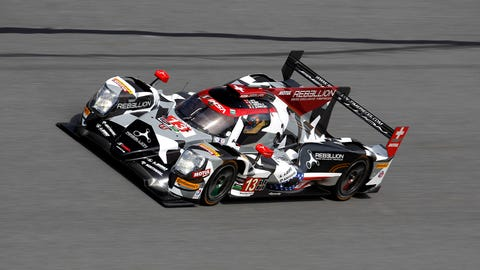 No. 13 Rebellion Racing ORECA - P