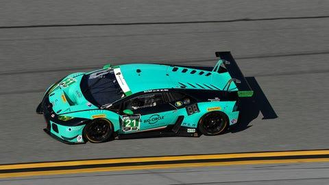 No. 21 Konrad Motorsport Lamborghini Huracan GT3 - GTD