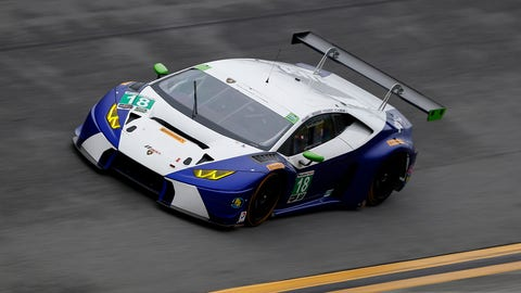 No. 18 DAC Motorsports Lamborghini Huracan GT3 - GTD