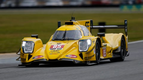 No. 85 JDC-Miller Motorsports ORECA - P